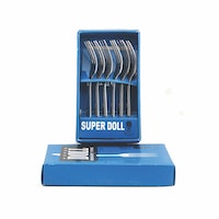 Superdoll Dinner Fork Set 6 Pcs