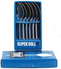 Superdoll Dinner Spoon Set 6 Pcs