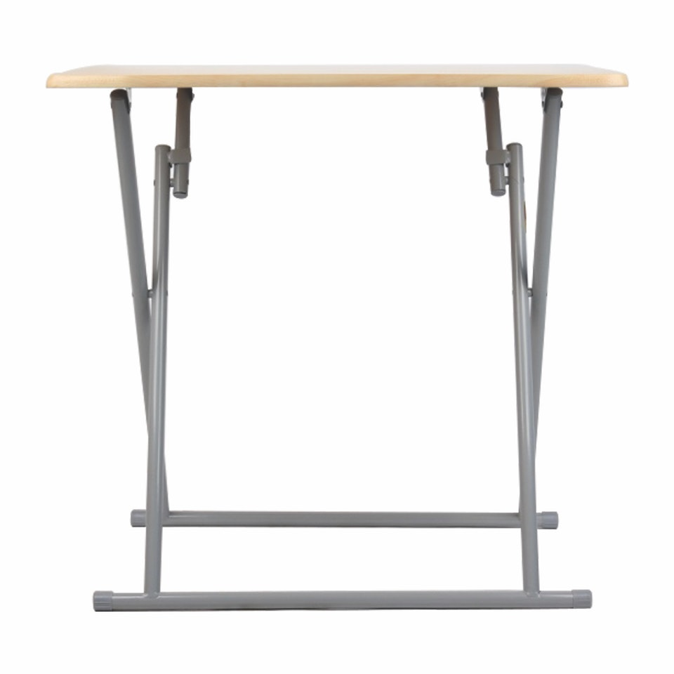 Lotte Mart Folding Table Wood 22013