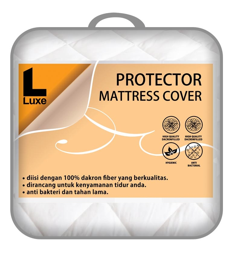 The Luxe Mattress Protector 200x200