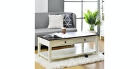 Livien Coffee Table French Country
