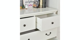 Livien Lemari Pakaian Arist Chest 3 Drawer