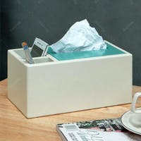 Livien Kotak Tissue Convenience Tissue Box Sky Blue
