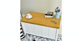 Livien Coffee Table With Storage
