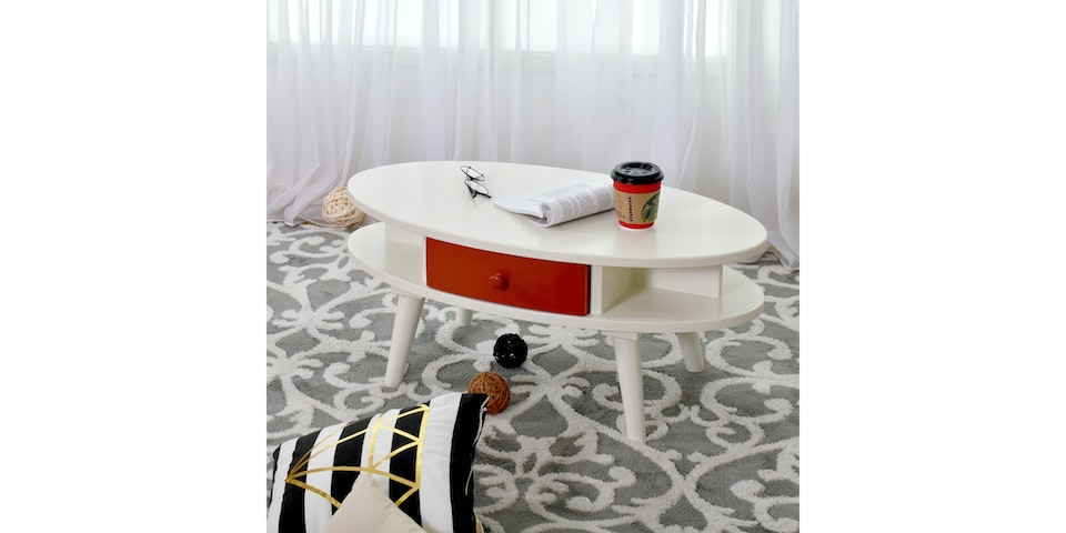 Livien Coffee Table Oval Timmy
