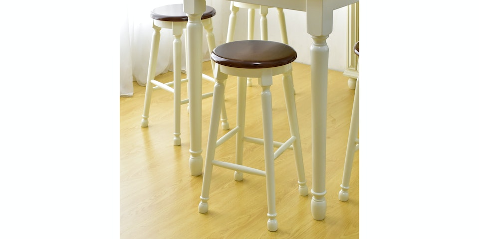 Livien Stool Grace French Country