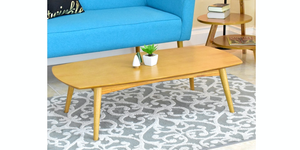 Livien Coffee Table Maple Story
