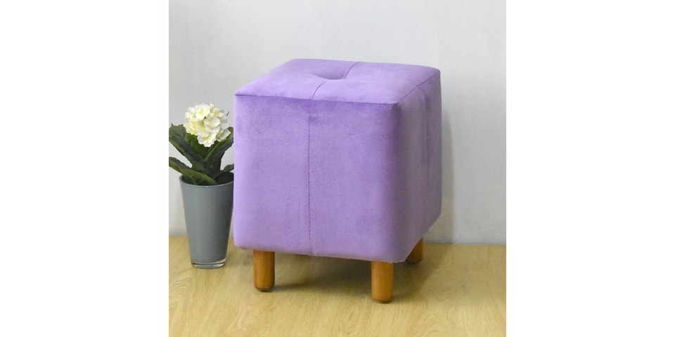 Livien Stool Tubies Purple
