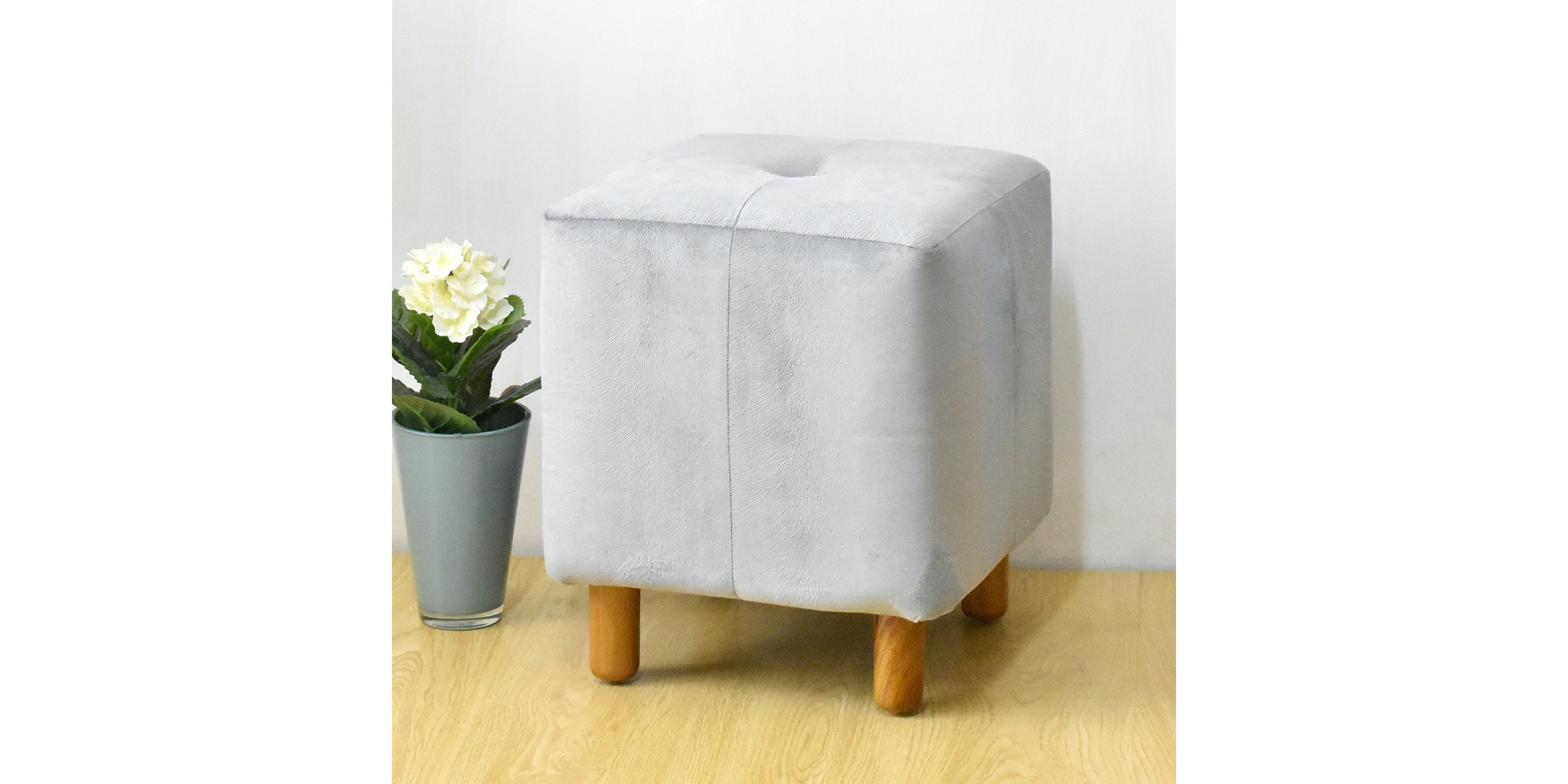 Livien Stool Tubies Grey