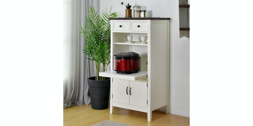 Livien Kabinet Dapur French Country