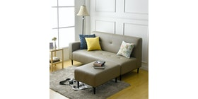 Livien Sofa Cloud 9 Mocca