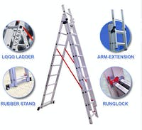 Liveo EXTENSION LADDER LV-217