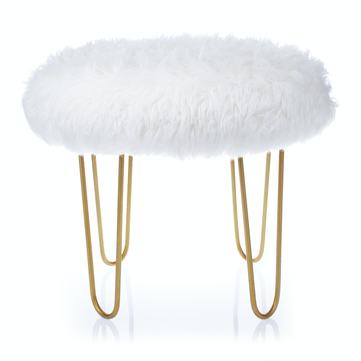 Mamarai Furry Fairy Stool