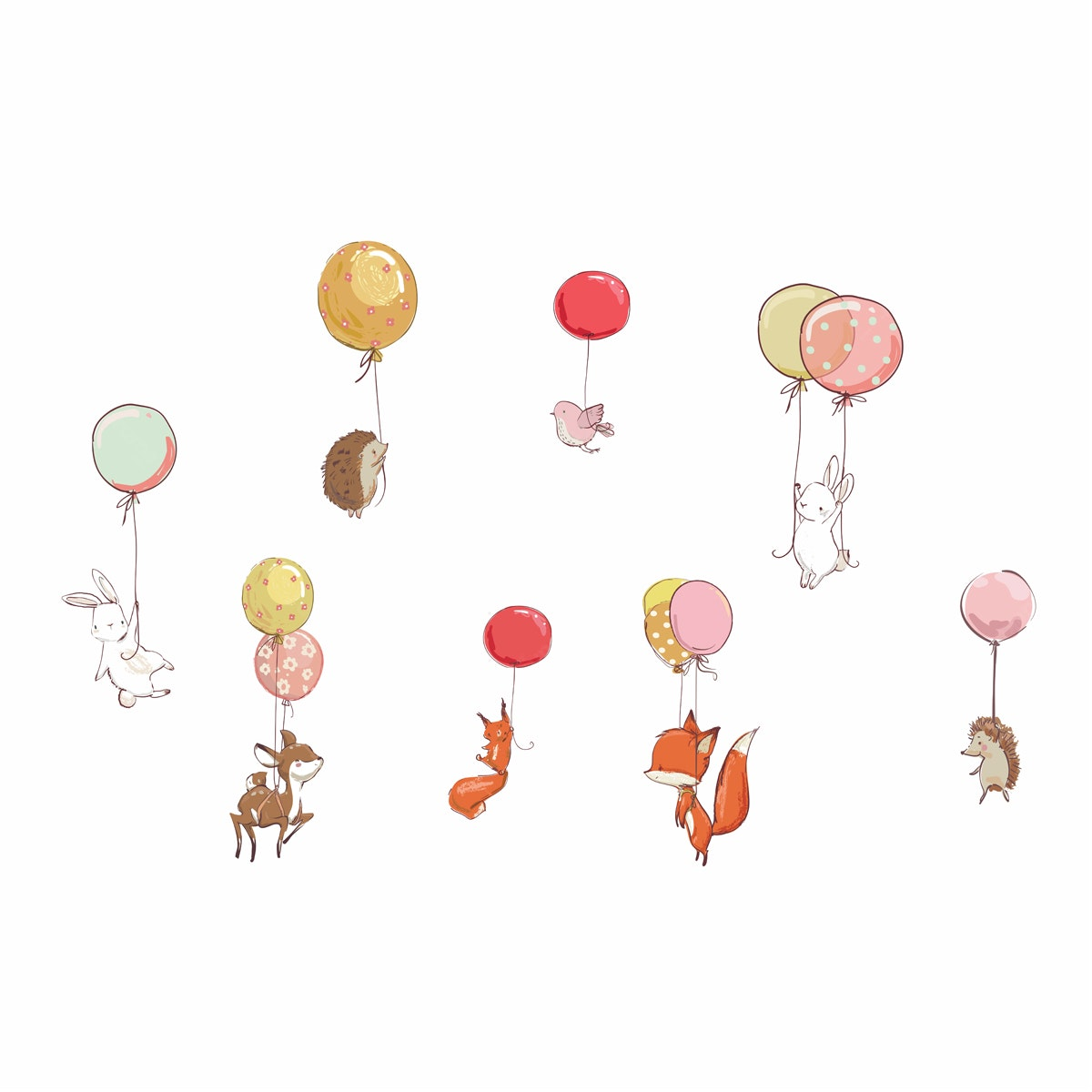 Tomikomoi Animal Balloon