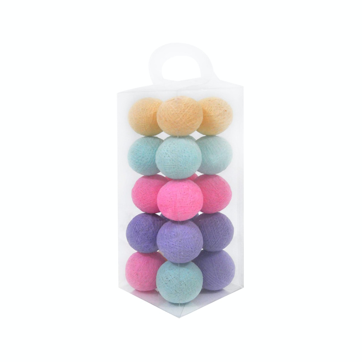 Lightcraft Indonesia Cotton Ball Light Pastel Tone
