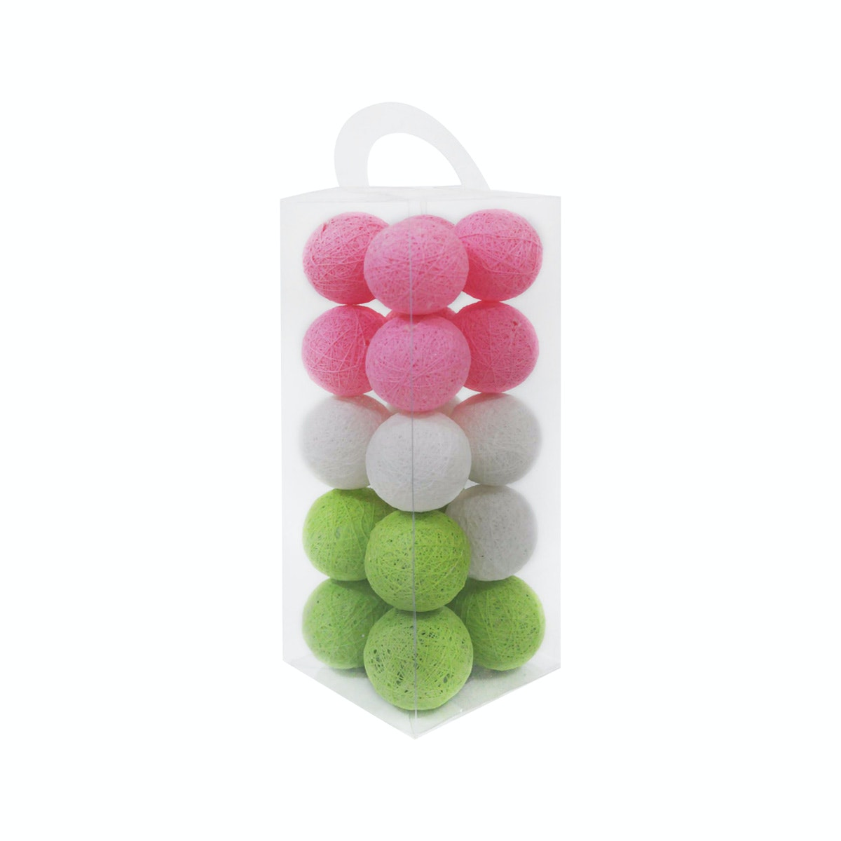 Lightcraft Indonesia Cotton Ball Light Tiana Candy