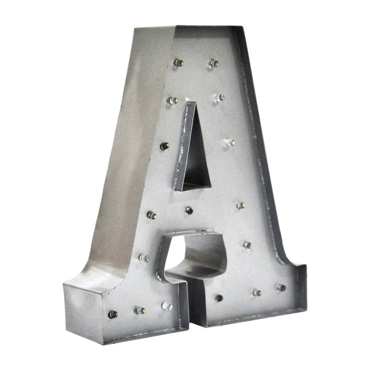 Lightcraft Indonesia Marquee Letter A