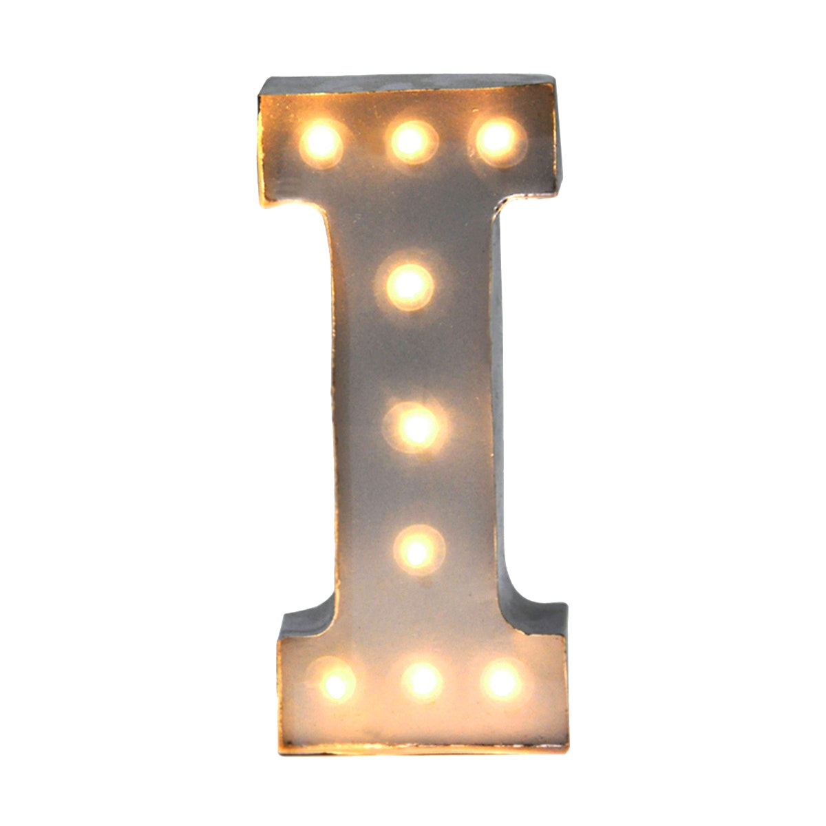 Lightcraft Indonesia Marquee Letter I