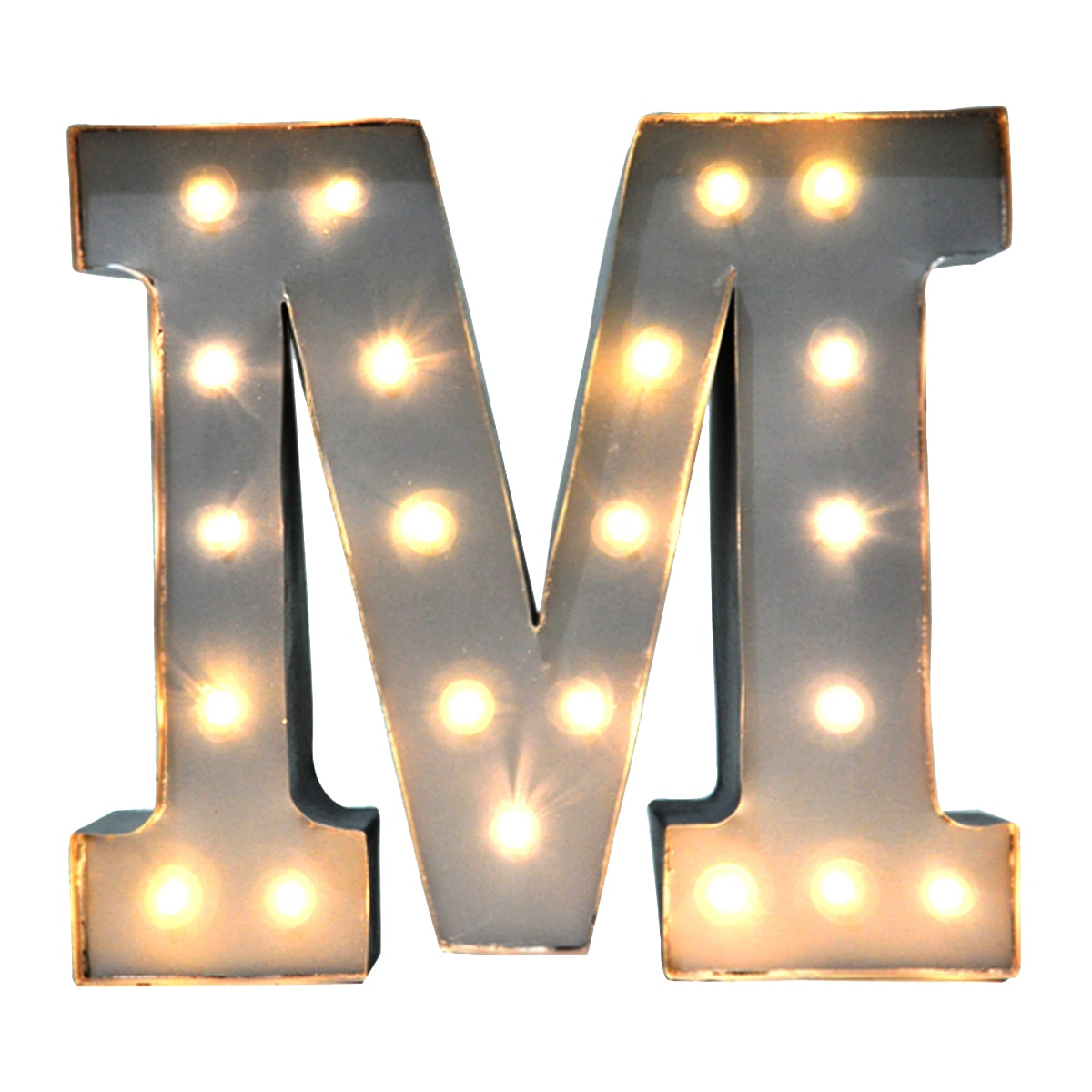 Lightcraft Indonesia Marquee Letter M