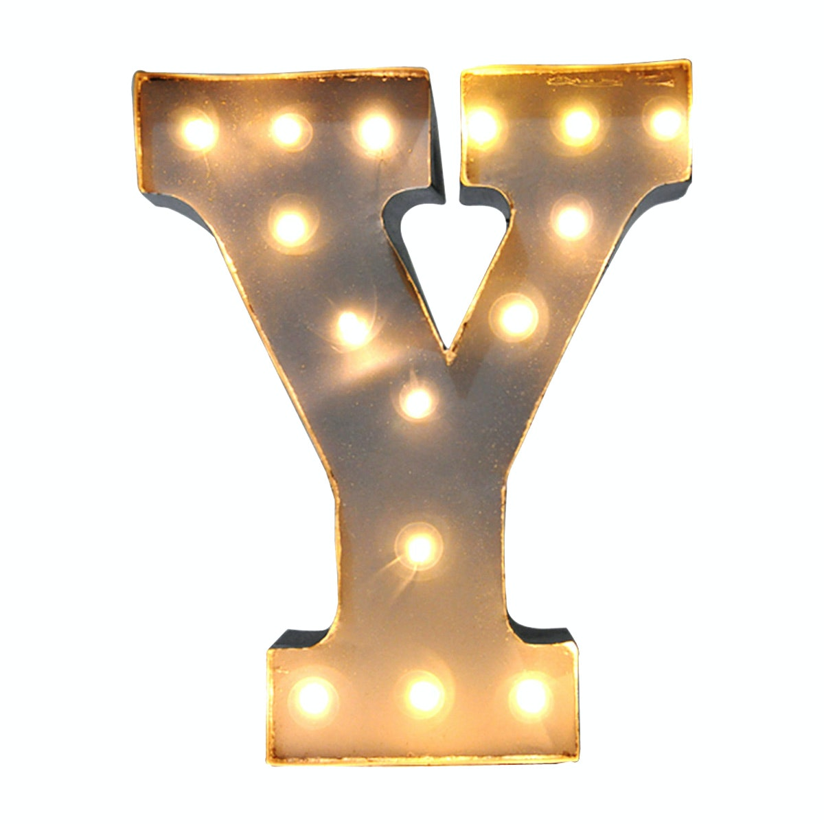 Lightcraft Indonesia Marquee Letter Y