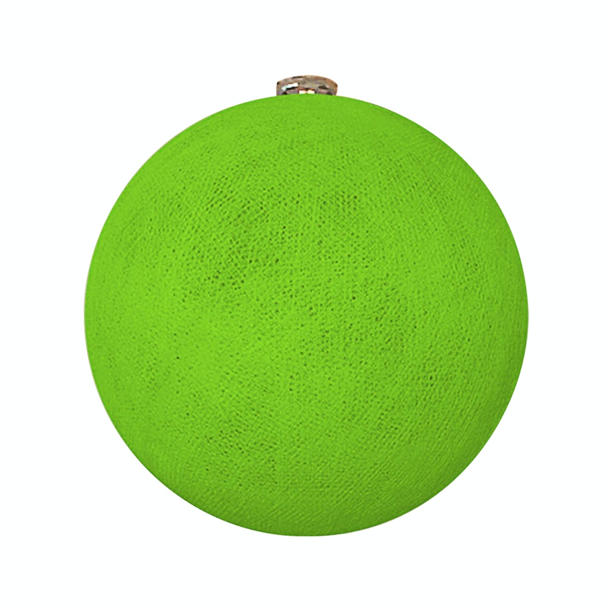"Lightcraft Indonesia Big Cotton Ball 10"" Lime"