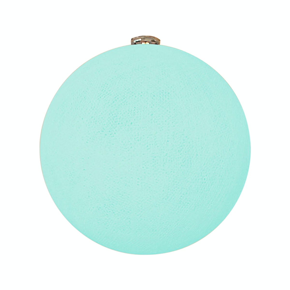 "Lightcraft Indonesia Big Cotton Ball 10"" Aqua"