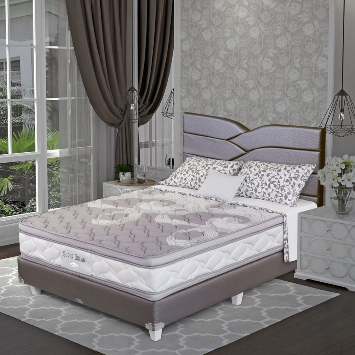 Comforta Kasur Super Dream Uk 160x200