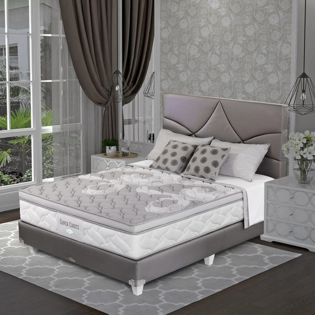 Comforta Kasur Super Choice Uk 100x200