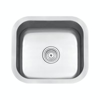 Modena Kitchen Sink 1 Bak LESINA KS 5160
