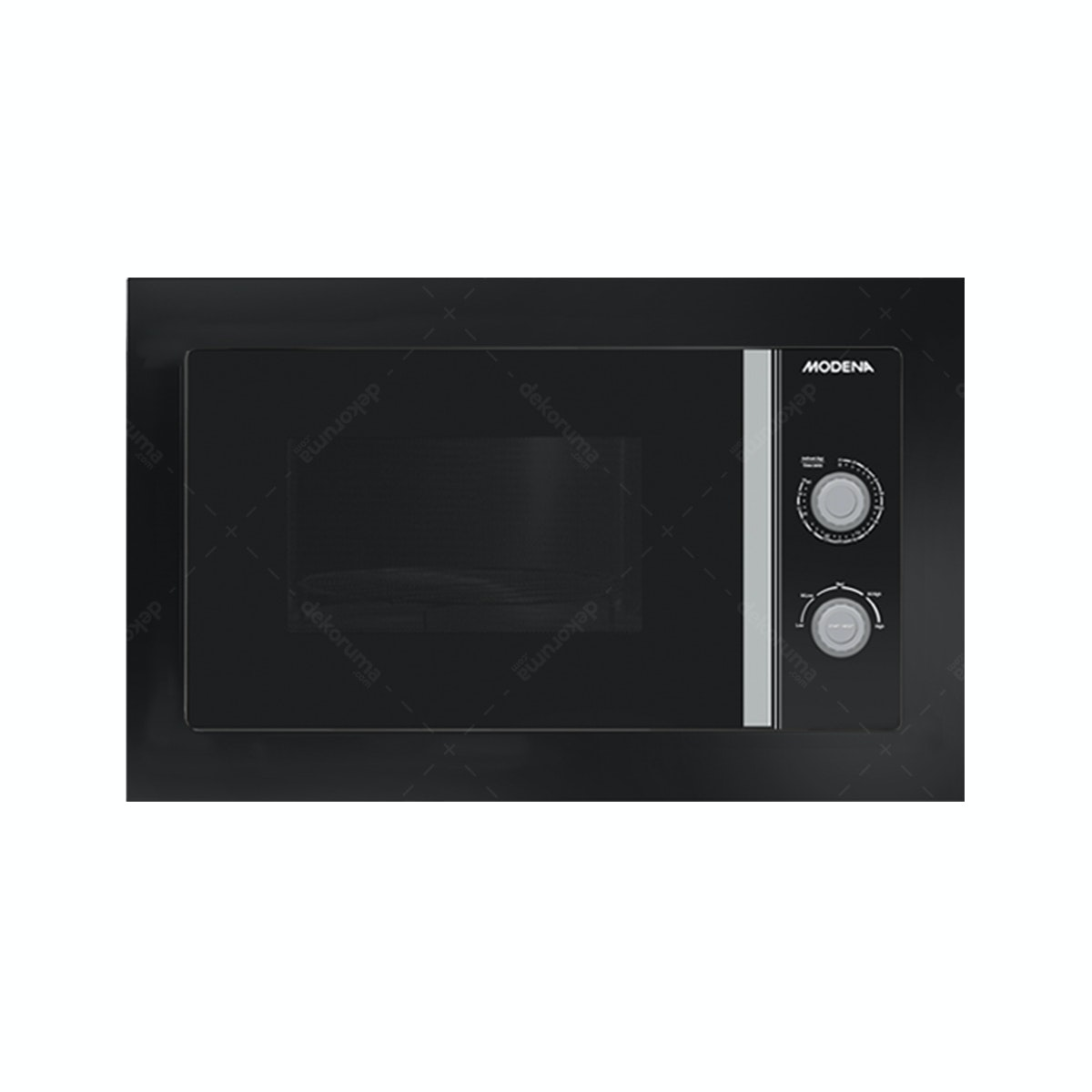 Modena Microwave Oven Tanam/Freestanding 22 Liter PALAZZO MK 2203