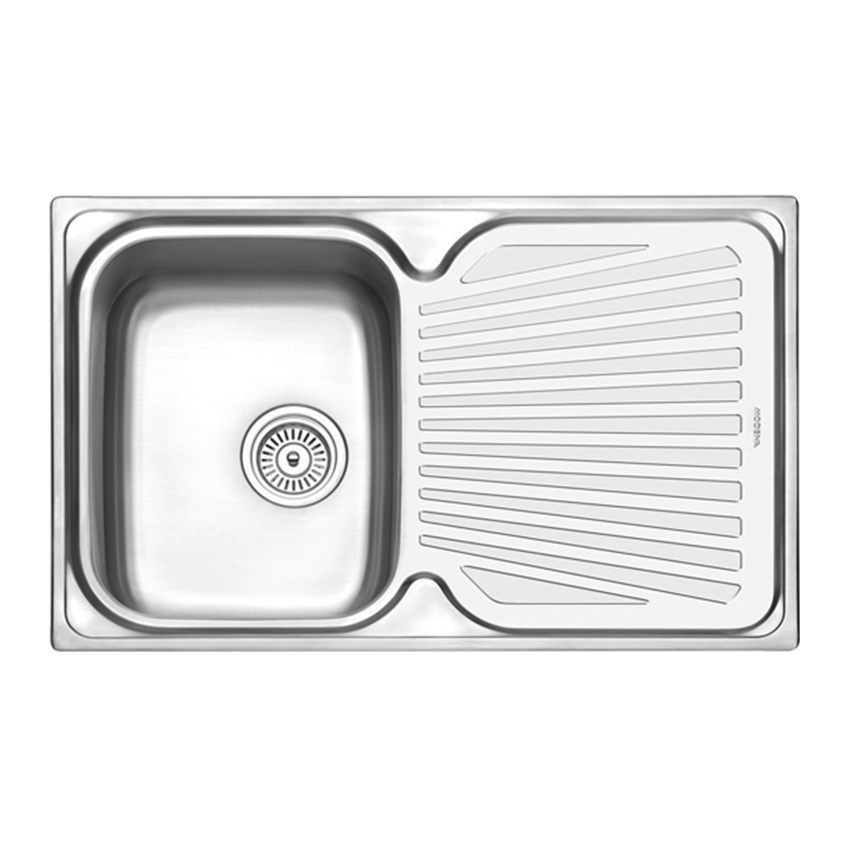 Modena Kitchen Sink 1 Bak 1 Drainer LUGANO KS 4101
