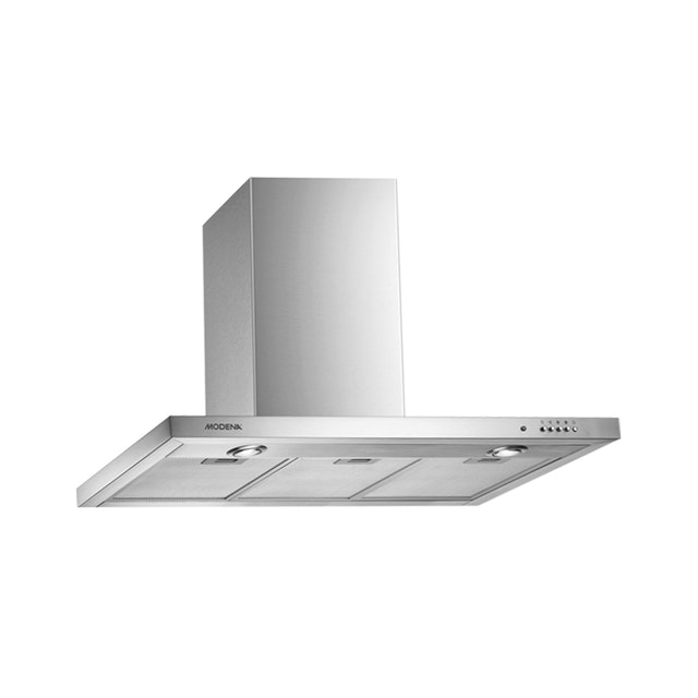 Modena Cooker Chimney Hood Wall 90 cm PIAZZA CX 9150