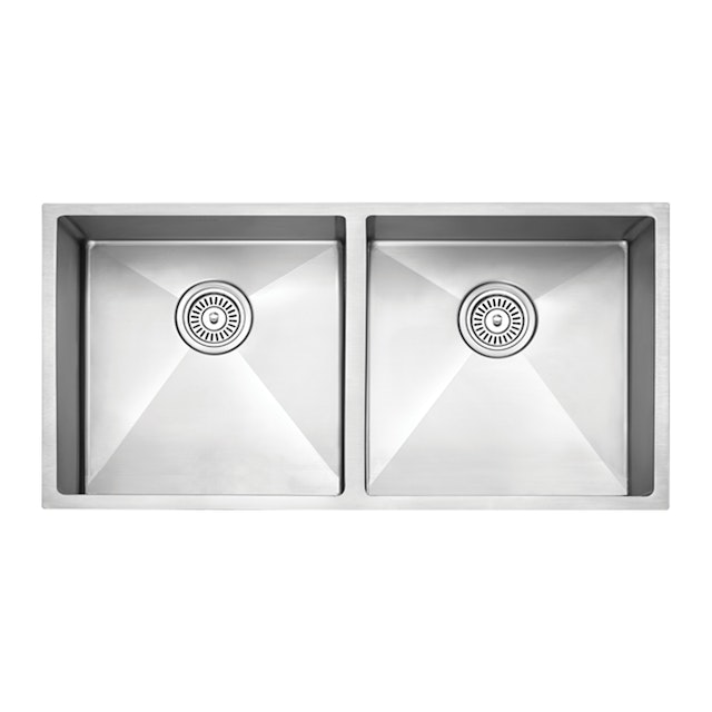 Modena Paket Kitchen Sink 2 Bowl KS 7280 + Kitchen Tap KT 1550