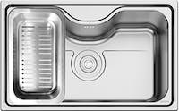 Modena Kitchen Sink 1 Bak COMO KS 5140