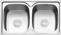 Modena Kitchen Sink 2 Bak Lugano KS 4250