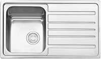 Modena Kitchen Sink 1 Bak 1 Drainer Lugano KS 4151