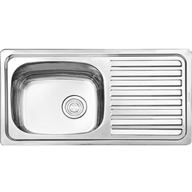 Modena Kitchen Sink 1 Bak 1 Drainer Bolsena KS 3131