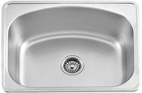Modena Kitchen Sink 1 Bak LUGANO - KS 4160