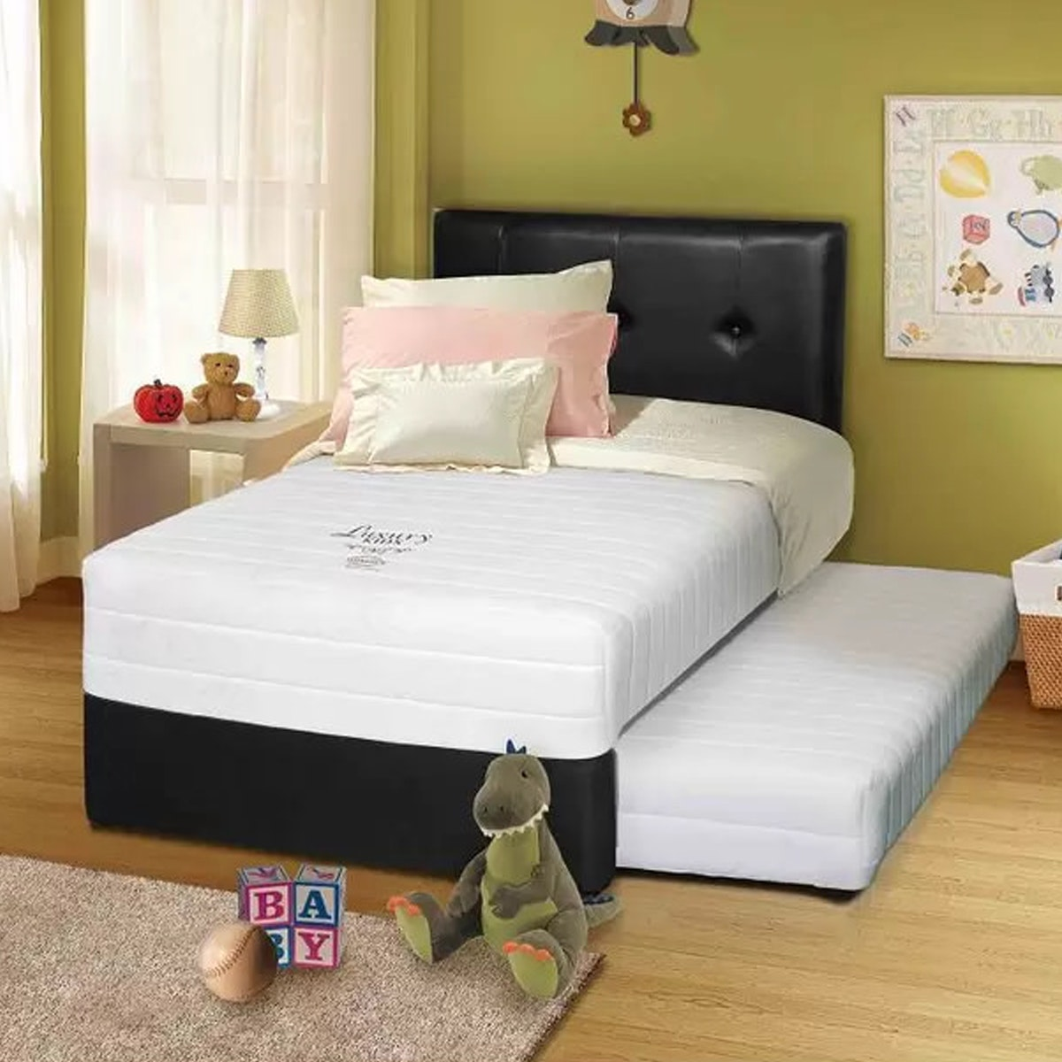 Florence Kasur Luxury Kids Uk 120x200