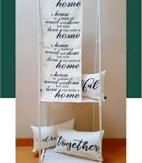 Megallery TABLE RUNNER QUOTES