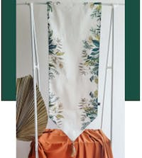 Megallery TABLE RUNNER TROPICAL 1