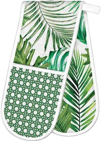Michel Design Works Double Oven Glove - Palm Breeze