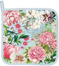 Michel Design Works Potholder - Garden Melody