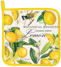 Michel Design Works Potholder - Lemon Basil