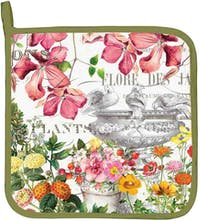 Michel Design Works Potholder - In the Garden