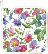Michel Design Works Potholder - Sweet Pea