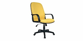 Chairman Director Chair DC801B Kuning