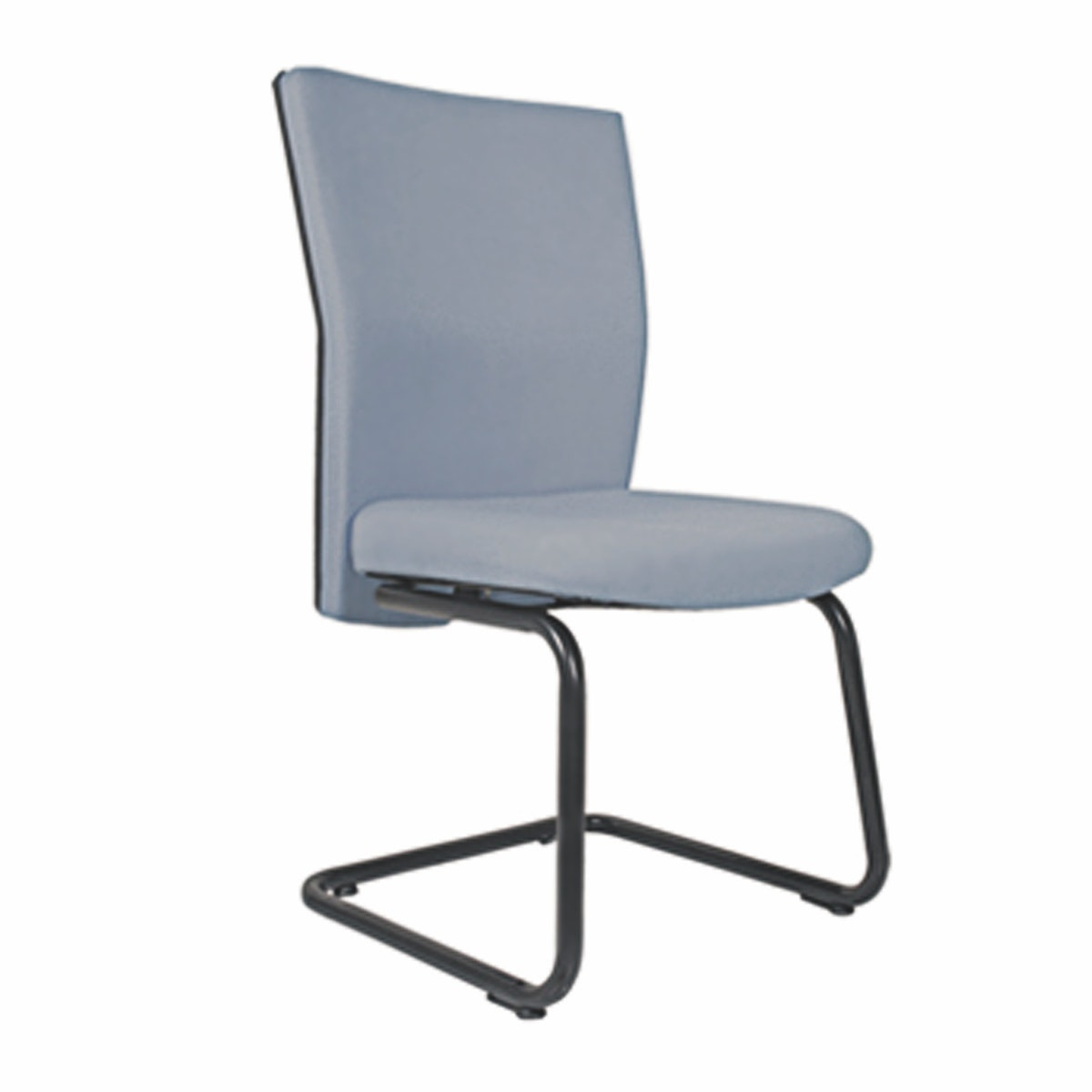 Chairman Vito Modern Chair MC1555 Biru