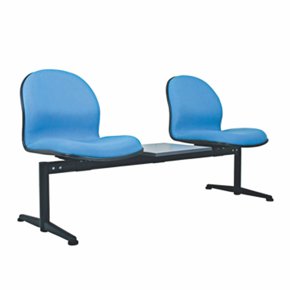 Chairman Stark Visitor Chair With Table VC421 Biru