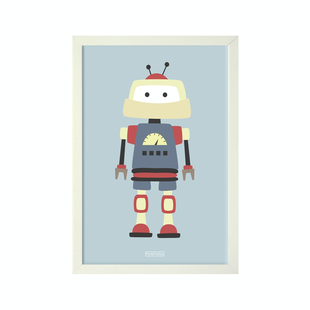 MadeMyDay Chip The Robot (20X30cm)